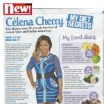 Celena Cherry New Magazine