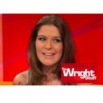 Gemma Oaten the Wright Stuff