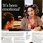 JA Western Mail Magazine Nov 13