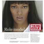 Judi Shekoni The Big Issue
