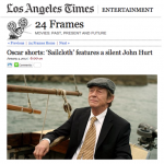 LA Times John Hurt Sailcloth