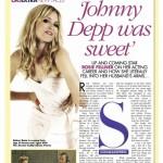 Rosie Fellner Sunday Express S Magazine