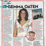 Gemma Oaten Star Magazine