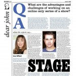 The Stage Newspaper