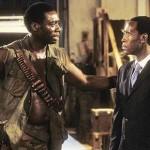 'George Rutaganda' in 'Hotel Rwanda' 2
