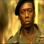 Colonel Ike Dubaku' in 'Redemption' and '24′ , alongside Kiefer Sutherland.