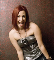 tanya franks smoking