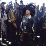 Koehler in 'Pirates of The Caribbean'