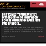 DW Contemporary TV May 11