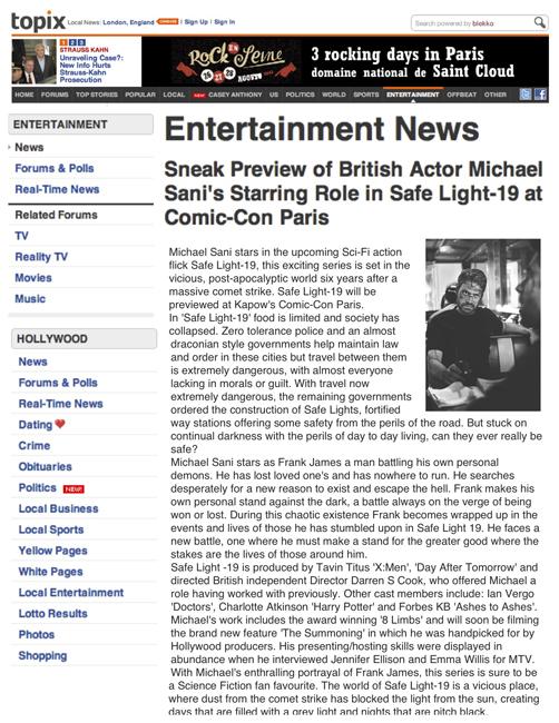 London Flair PR – Actors PR – Personal PR – Event PR- London PR