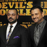 Mem Ferda at The Devil's Double UK Premiere