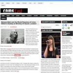 Fame Fad Magazine
