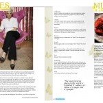 Silvena Rowe featured in Muses Magazine