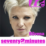 Silvena Rowe's cover feature for 72minutes Magazine