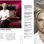 Silvena Rowe in Global Living Magazine