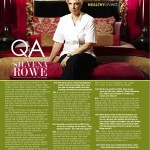 Silvena Rowe in The Next Big Thing Magazine