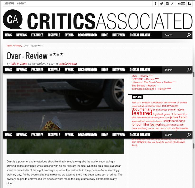 Critics Associated