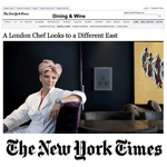 Silvena Rowe in New York Times