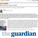 Silvena Rowe in The Guardian
