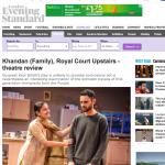 RK-Evening Standard Review June 14