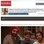 Interview with Rez Kempton and Martin Delaney – Stars of Amar, Akbar & Tony | Filmoria