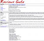 RK-Reviews Gate Review June 14
