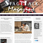 RK-Stage Talk Mag Review June 14