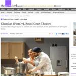 RK-The Arts Desk June 14