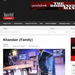 Khandan (Family) | Royal Court Theatre | Time Out London
