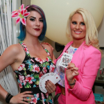 TOWIE star Danielle Armstrong's Boutique Press Launch