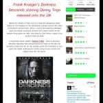 Darkness Descends Trailer - Movie Review World