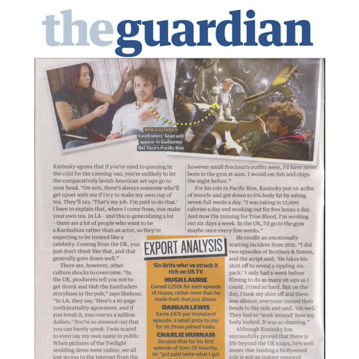 Guardian Guide