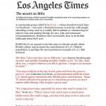 CLS DD LA Times April 2010