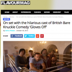Flavourmag Gloves Off