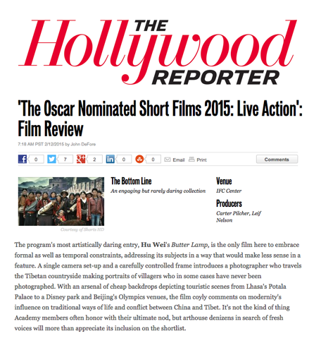 The Hollywood Reporter 1