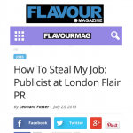 Flavour Magazine