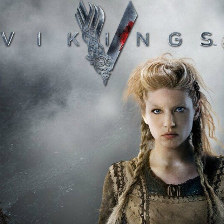 Maude Hirst in Vikings
