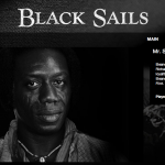 Hakeem Kae-Kazim in Black Sails