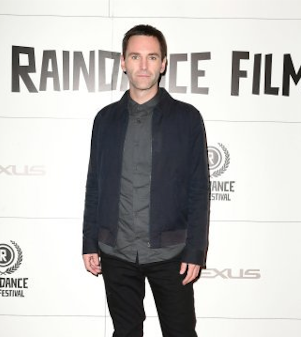 Raindance Film Festival 2016 - Juror Johnny McDaid