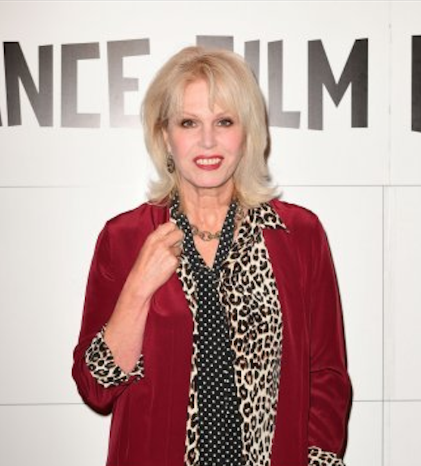 Raindance Film Festival 2016 - Juror Joanna Lumley and