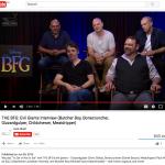 JS BFG CA Dorkshelf Interview 2016