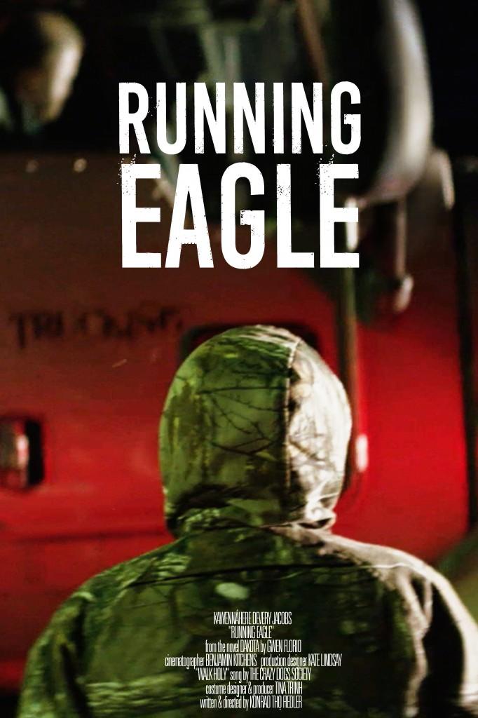 RUNNING EAGLE