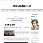 Opehlia The London Tree 2 2016