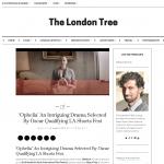 Ophelia The London Tree 2016