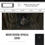 Ophelia The critical critics 2016
