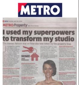 Metro Newspaper