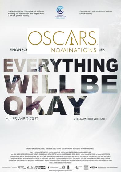 Oscar Nominee Everything Will Be Okay