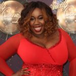 Chizzy Akudolu in Strictly Come Dancing