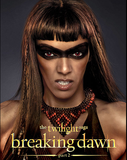 Judi Shekoni in Twilight Breaking Dawn