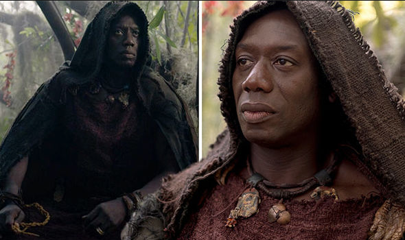 Hakeem Kae-Kazim in Troy: Fall of a City